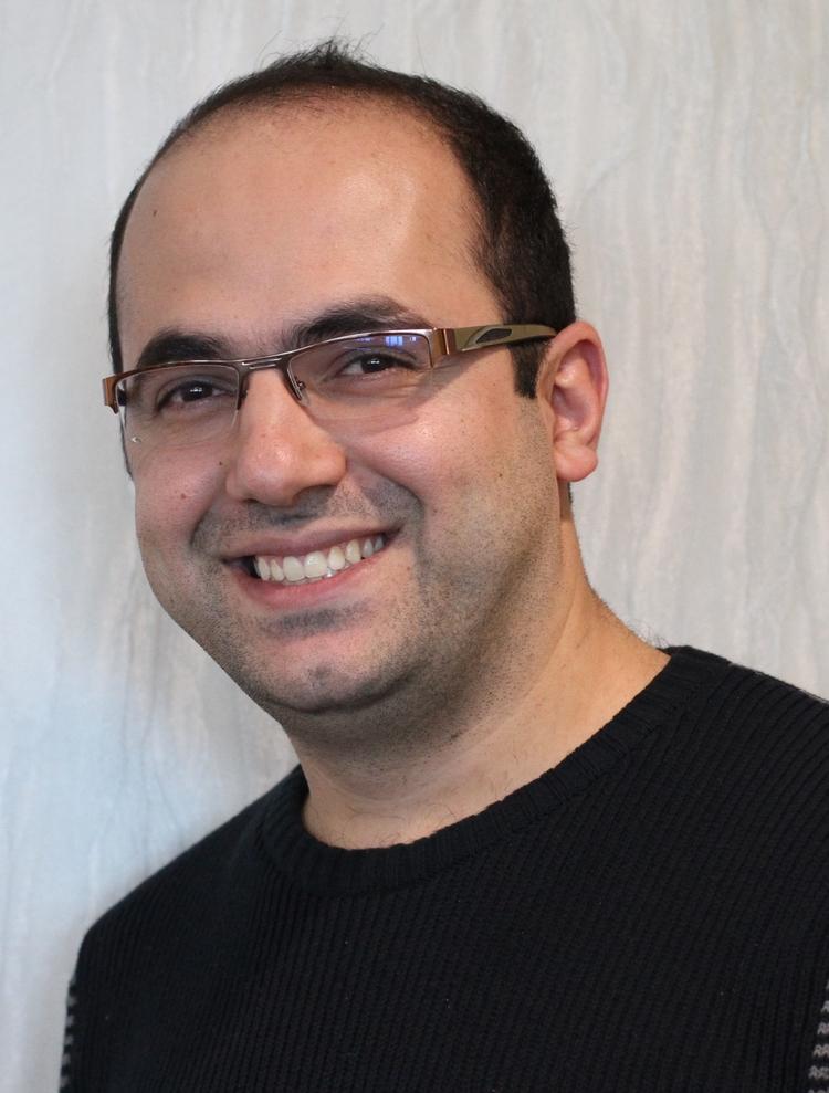 Ramyar Molania PhD Student