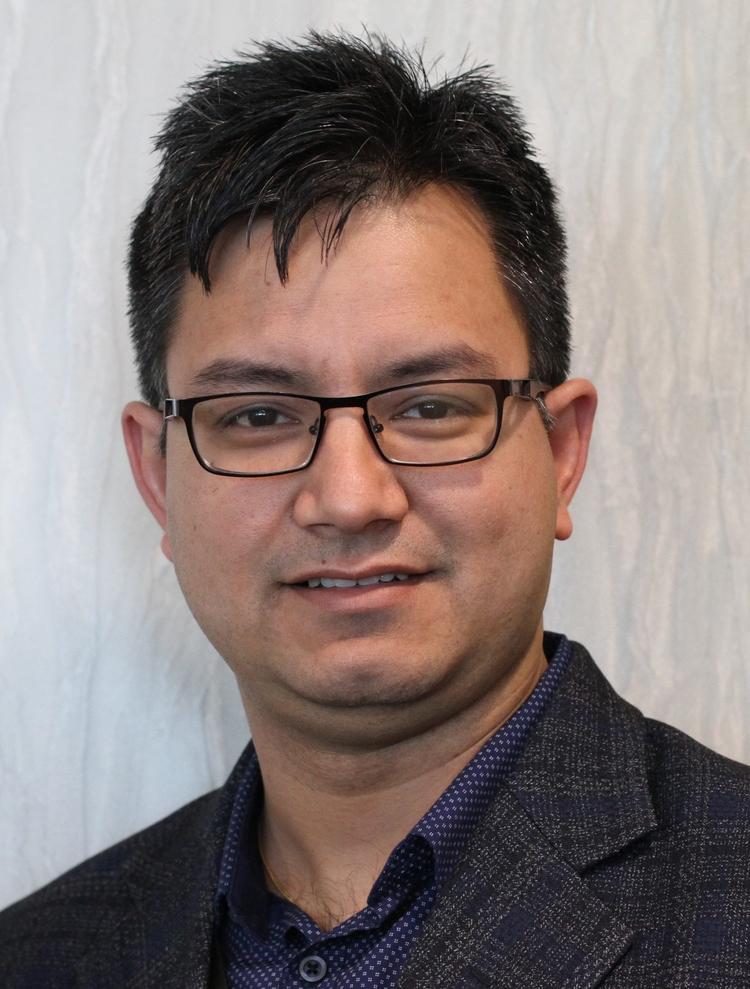 Bibhusal Thapa PhD Student
