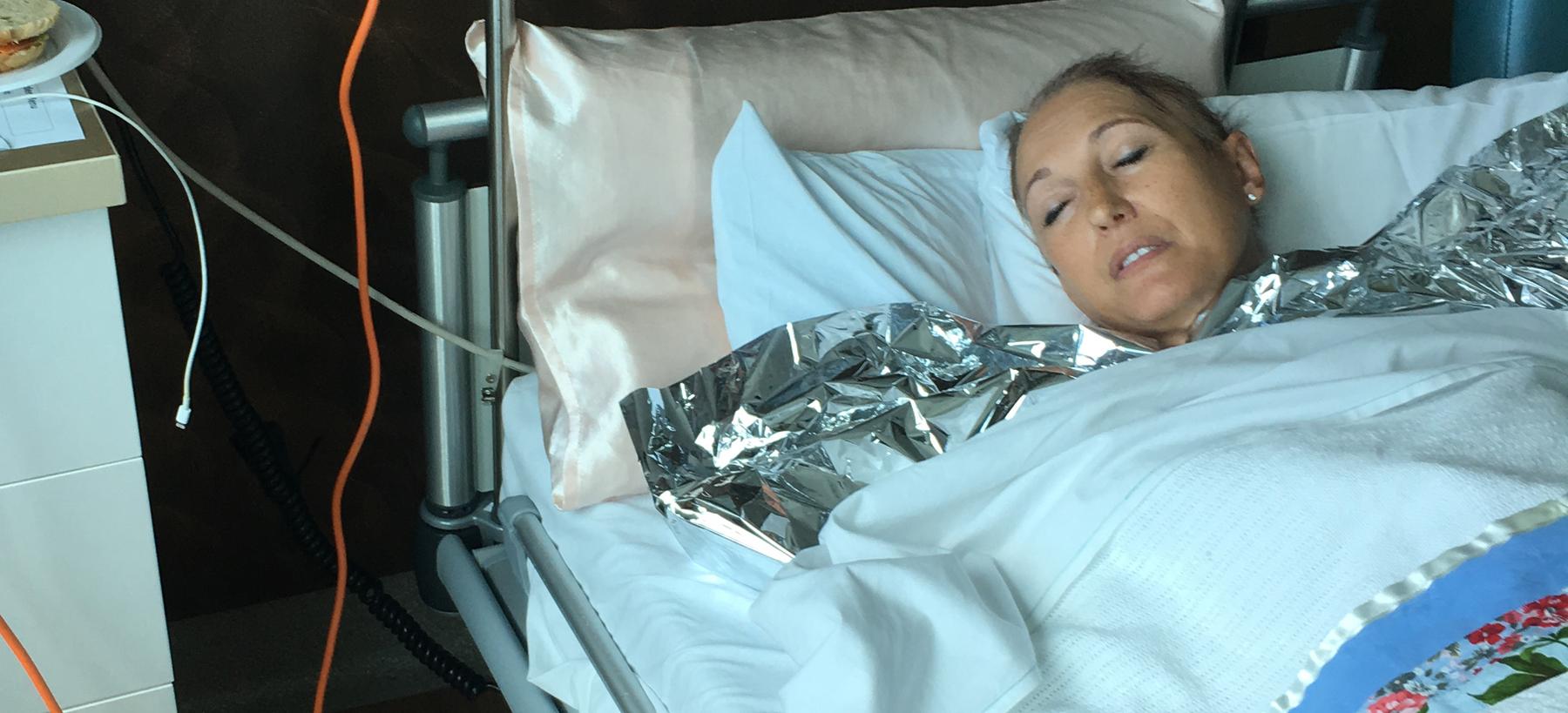 suzi juracic after allograft transplant banner