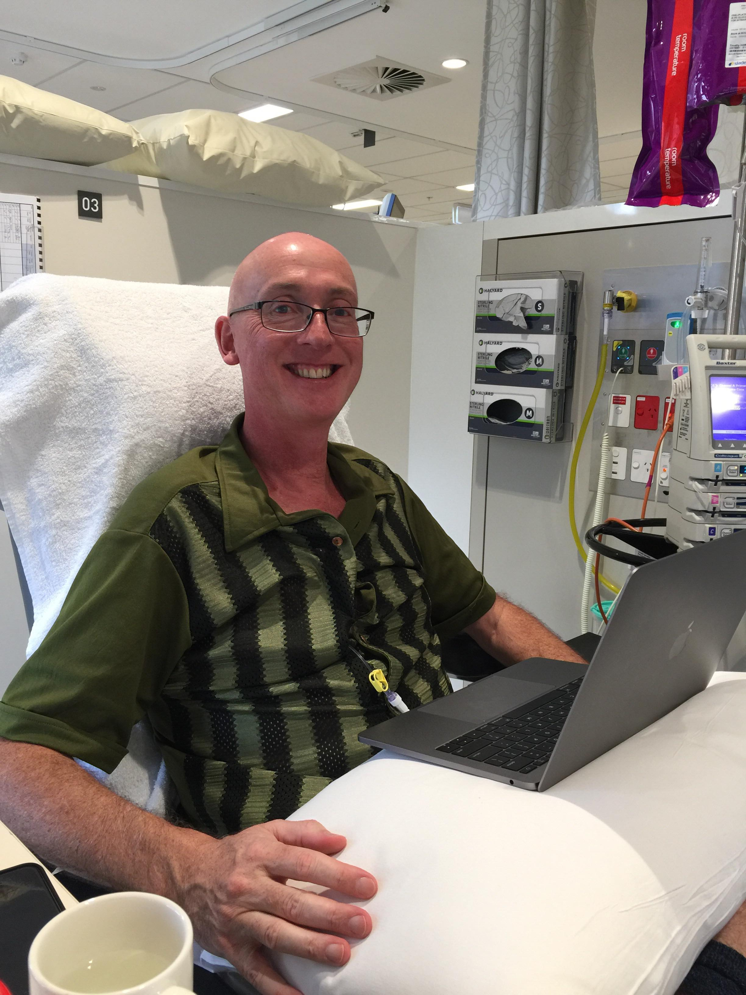 Chemotherapy with a smile