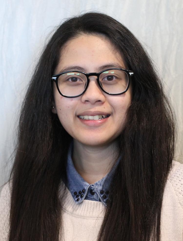 Mariah Alorro PhD Student
