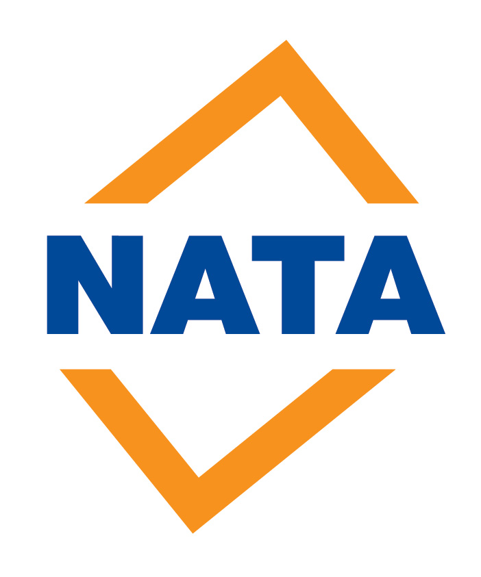 NATA accreditation logo