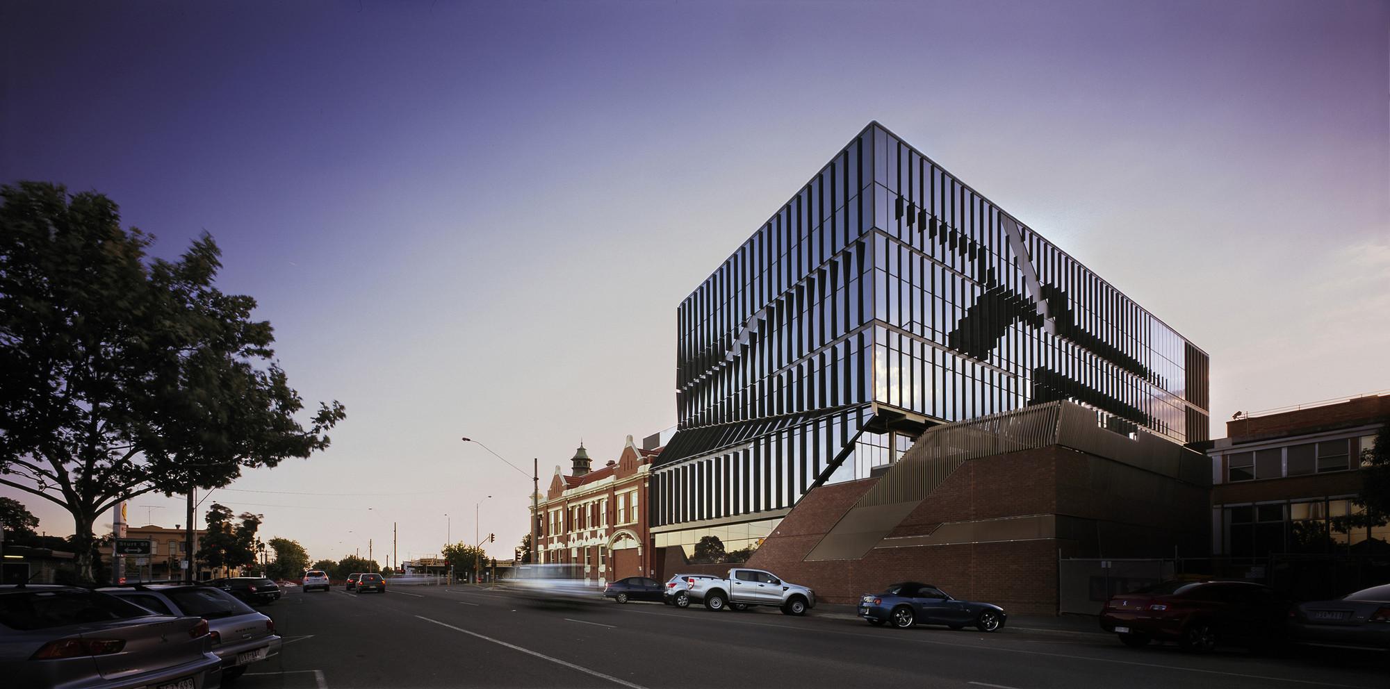 BRICC building